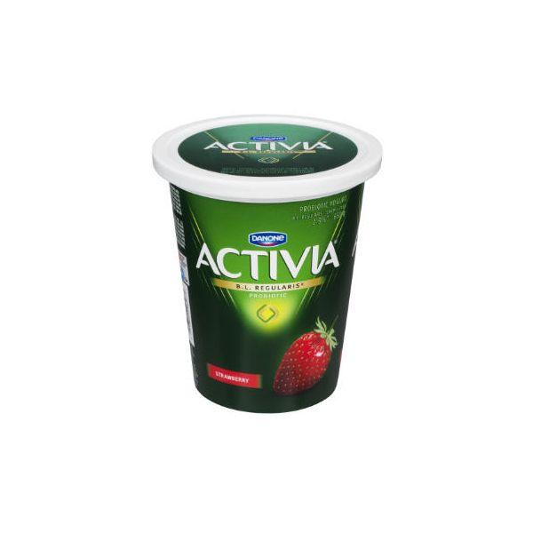 Strawberry Activia Yogurt | Danone Inc