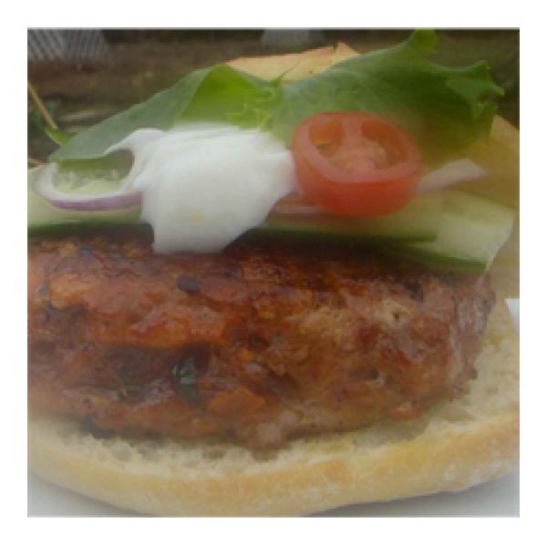 Tandoori Chicken Burgers Les Fougres Aliments Du Qubec