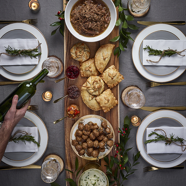 Menu Traditionnel De Noel.Un Repas Traditionnel Au Gout Du Jour Noel Local